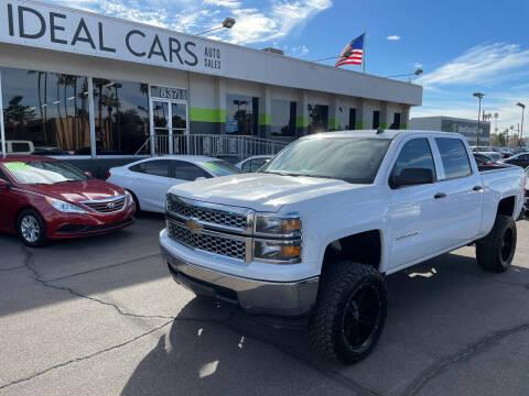 2014 Chevrolet Silverado 1500 for sale at Ideal Cars Atlas in Mesa AZ