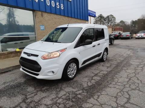 2017 Ford Transit Connect Cargo for sale at Southern Auto Solutions - 1st Choice Autos in Marietta GA