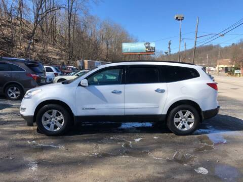 2010 Chevrolet Traverse for sale at Compact Cars of Pittsburgh in Pittsburgh PA