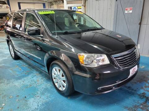 2014 Chrysler Town and Country for sale at Stach Auto in Janesville WI