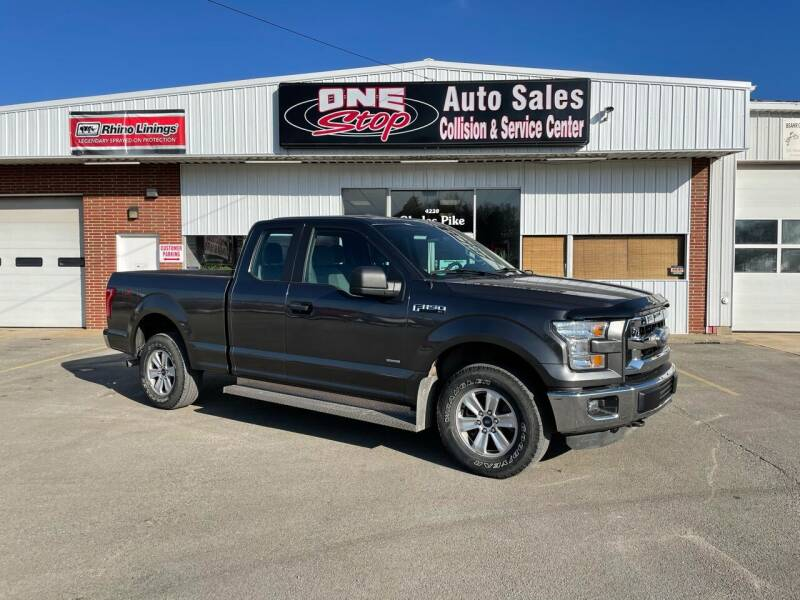 2017 Ford F-150 for sale at One Stop Auto Sales, Collision & Service Center in Somerset PA