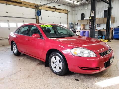 2008 Chevrolet Impala for sale at Sand's Auto Sales in Cambridge MN