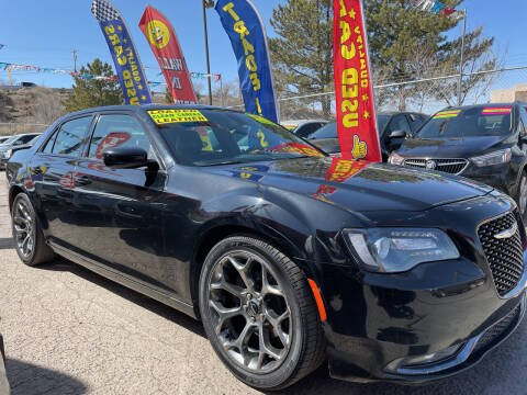 2017 Chrysler 300 for sale at Duke City Auto LLC in Gallup NM