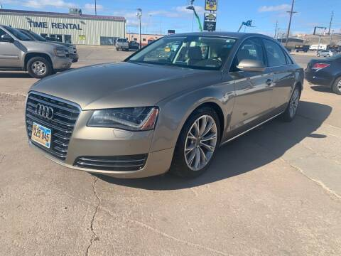 2011 Audi A8 L for sale at Badlands Brokers in Rapid City SD