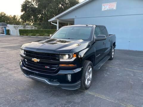 2017 Chevrolet Silverado 1500 for sale at Royal Auto Mart in Tampa FL