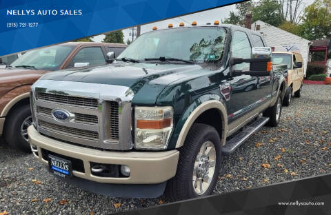 2009 Ford F-250 Super Duty for sale at NELLYS AUTO SALES in Souderton PA