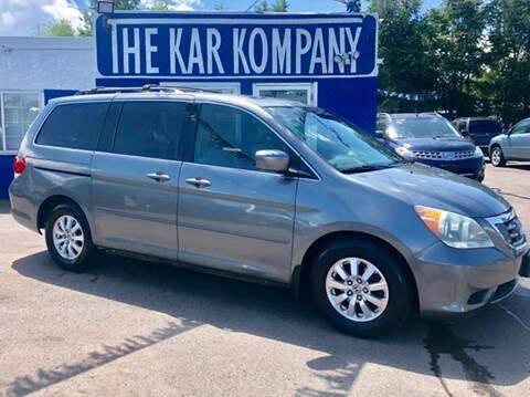 2010 Honda Odyssey for sale at The Kar Kompany Inc. in Denver CO