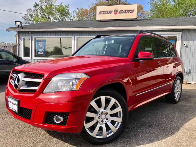 2011 Mercedes-Benz GLK for sale at Star Cars LLC in Glen Burnie MD