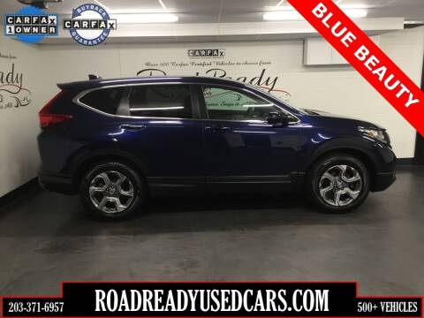 2017 Honda CR-V for sale at Road Ready Used Cars in Ansonia CT