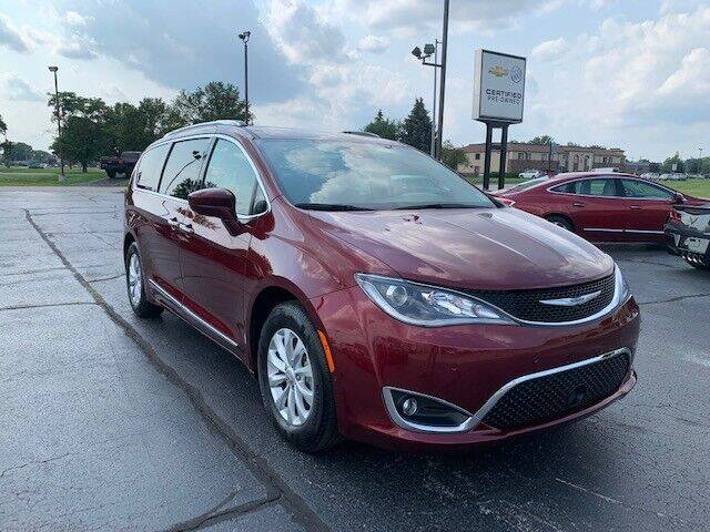 2018 Chrysler Pacifica for sale in Oregon, OH