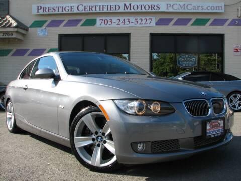2009 BMW 3 Series for sale at Prestige Certified Motors in Falls Church VA