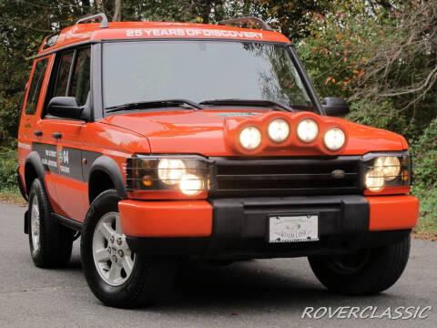 2003 Land Rover Discovery for sale at Isuzu Classic in Cream Ridge NJ
