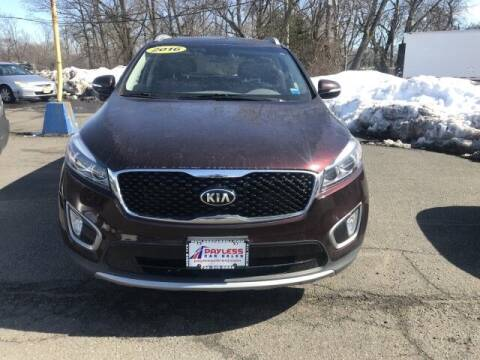 2016 Kia Sorento for sale at PAYLESS CAR SALES of South Amboy in South Amboy NJ