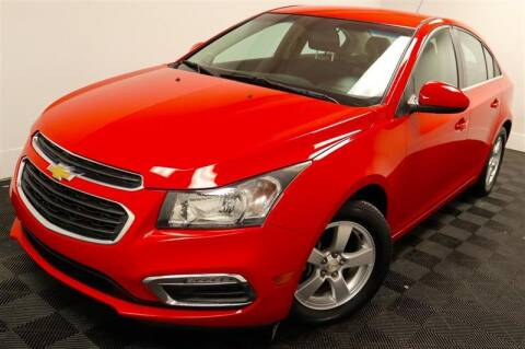 2015 Chevrolet Cruze for sale at CarNova in Stafford VA