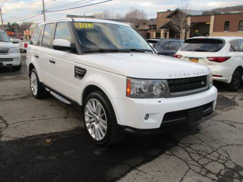 2011 Land Rover Range Rover Sport for sale at Car Depot Auto Sales in Binghamton NY