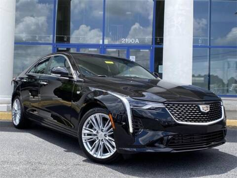 2020 Cadillac CT4 for sale at Capital Cadillac of Atlanta New Cars in Smyrna GA