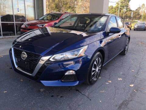 2020 Nissan Altima for sale at Credit Union Auto Buying Service in Winston Salem NC