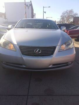 2007 Lexus ES 350 for sale at K J AUTO SALES in Philadelphia PA