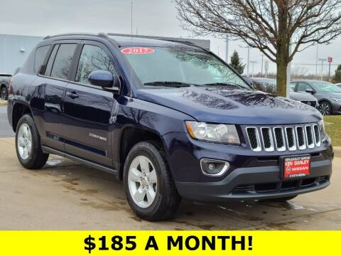 2017 Jeep Compass for sale at Ken Ganley Nissan in Medina OH