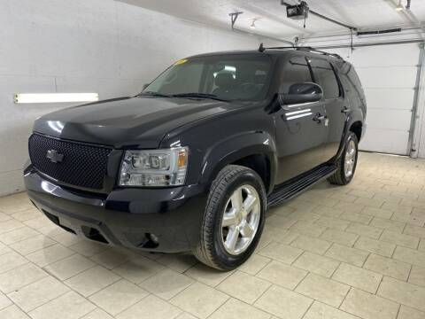 2010 Chevrolet Tahoe for sale at 4 Friends Auto Sales LLC in Indianapolis IN