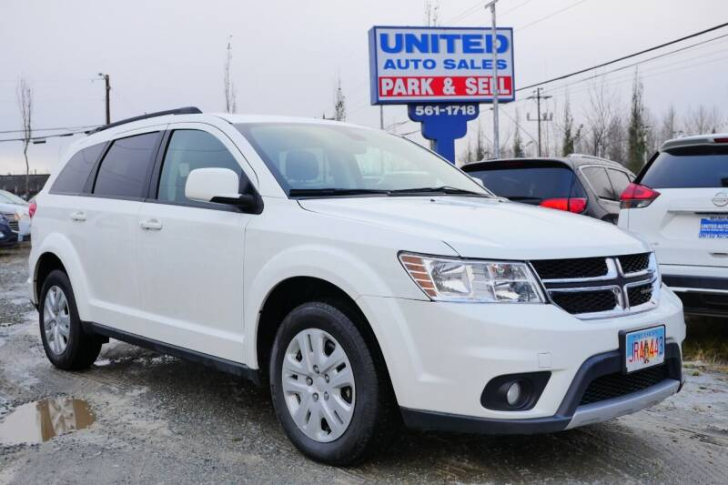 2019 Dodge Journey for sale at United Auto Sales in Anchorage AK
