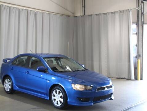 2012 Mitsubishi Lancer for sale at Auto Center of Columbus in Columbus OH