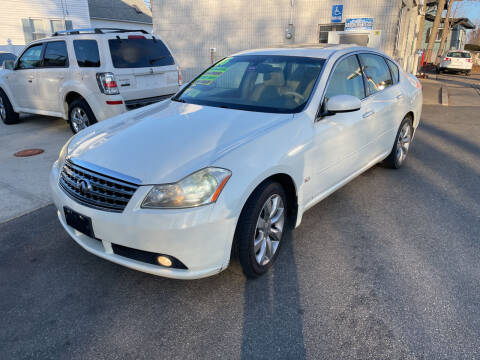 2006 Infiniti M35 for sale at Quincy Shore Automotive in Quincy MA