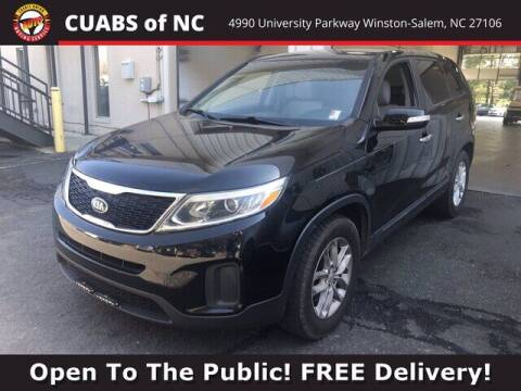 2015 Kia Sorento for sale at Summit Credit Union Auto Buying Service in Winston Salem NC