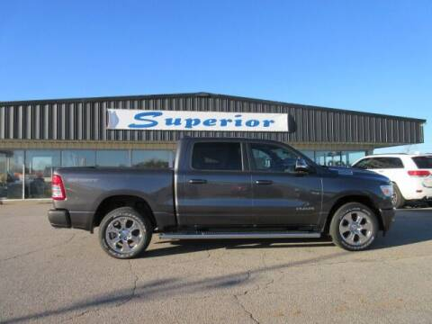 2021 RAM Ram Pickup 1500 for sale at SUPERIOR CHRYSLER DODGE JEEP RAM FIAT in Henderson NC