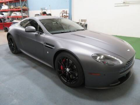 2013 Aston Martin V8 Vantage for sale at Import Exchange in Mokena IL