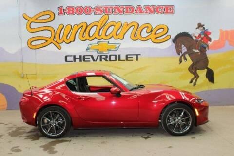 2017 Mazda MX-5 Miata RF for sale at Sundance Chevrolet in Grand Ledge MI
