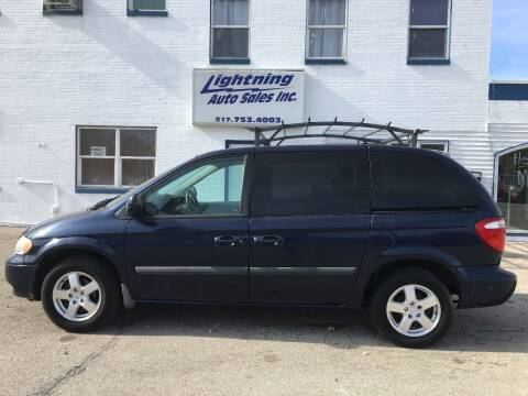 2005 Dodge Caravan for sale at Lightning Auto Sales in Springfield IL