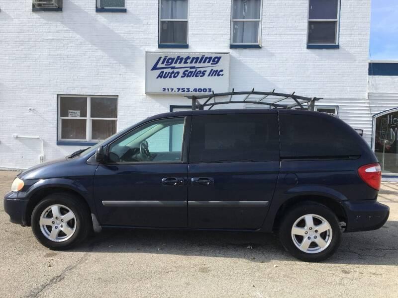 2005 Dodge Caravan for sale in Springfield, IL