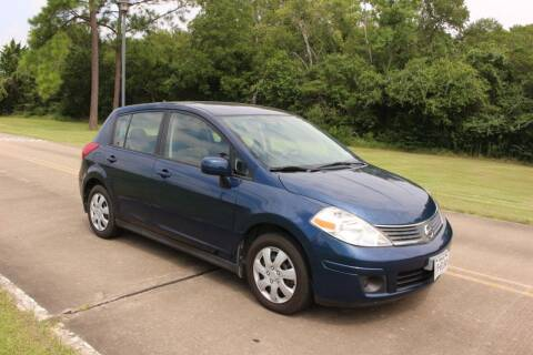 2008 Nissan Versa for sale at Clear Lake Auto World in League City TX