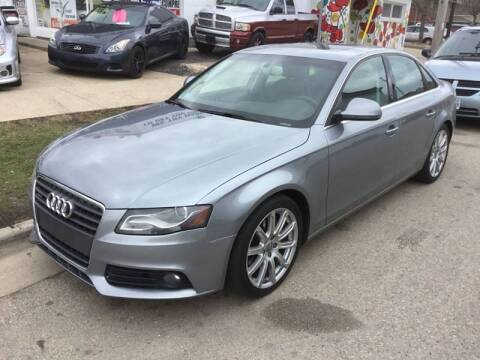 2009 Audi A4 for sale at Steve's Auto Sales in Madison WI