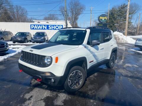2016 Jeep Renegade for sale at Brucken Motors in Evansville IN