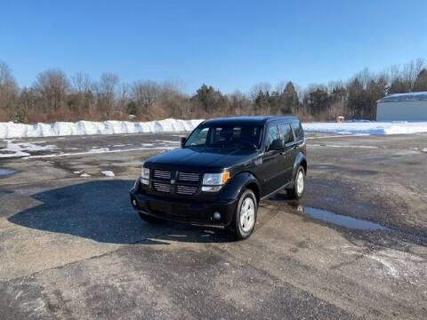 2010 Dodge Nitro for sale at Caruzin Motors in Flint MI