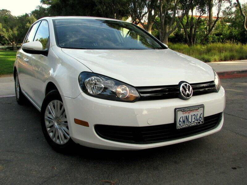 2012 Volkswagen Golf for sale at Used Cars Los Angeles in Los Angeles CA