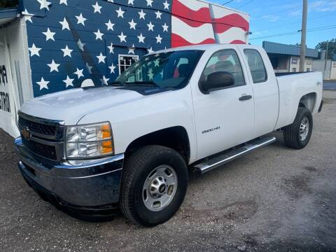 2013 Chevrolet Silverado 2500HD for sale at The Truck Lot LLC in Lakeland FL