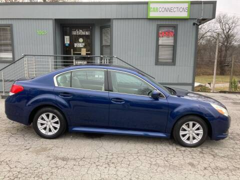 2011 Subaru Legacy for sale at Car Connections in Kansas City MO