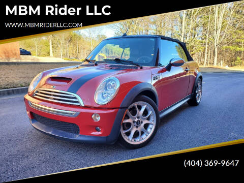 2006 MINI Cooper for sale at MBM Rider LLC in Alpharetta GA