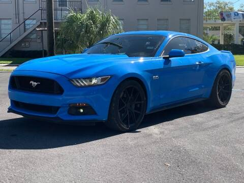 2017 Ford Mustang for sale at LUXURY AUTO MALL in Tampa FL