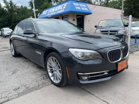 2013 BMW 7 Series for sale at Great Lakes Auto House in Midlothian IL