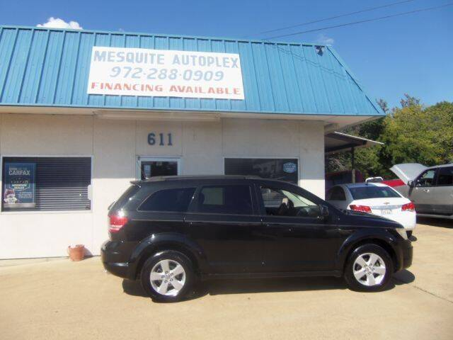 2010 Dodge Journey for sale at MESQUITE AUTOPLEX in Mesquite TX