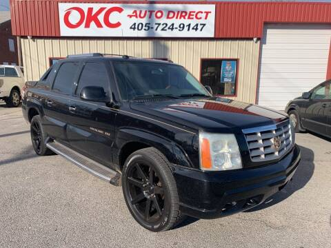2004 Cadillac Escalade EXT for sale at OKC Auto Direct in Oklahoma City OK