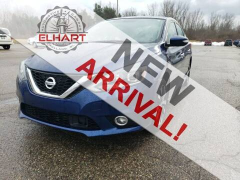 2019 Nissan Sentra for sale at Elhart Automotive Campus in Holland MI