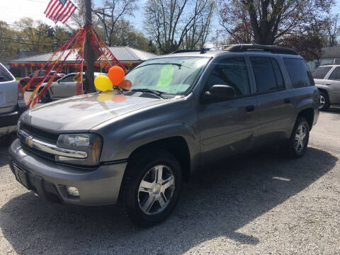 2006 Chevrolet TrailBlazer EXT for sale at Antique Motors in Plymouth IN