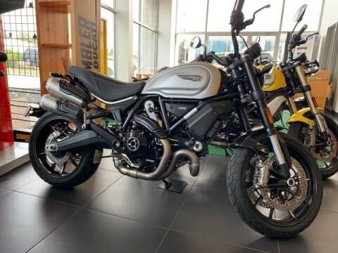 2020 Ducati SCRAMBLER  1100 PRO DIAMONT BK for sale at Peninsula Motor Vehicle Group in Oakville Ontario NY