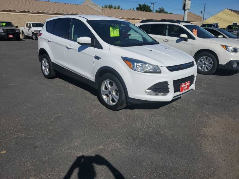2016 Ford Escape for sale at Will Deal Auto & Rv Sales in Great Falls MT