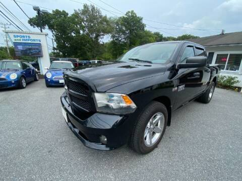 2013 RAM Ram Pickup 1500 for sale at Sports & Imports in Pasadena MD